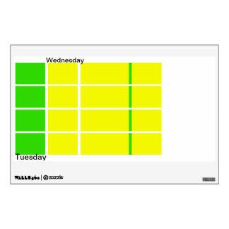 Días de las herramientas de la representación visu