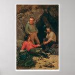 Días del oro (1171C) Posters