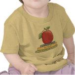 Días escolares camisetas