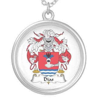 Dias Family Crest Custom Jewelry
