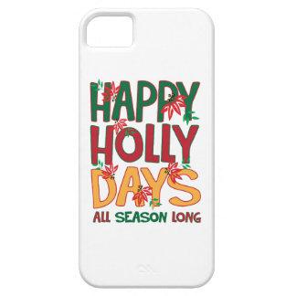Días felices del acebo toda la estación iPhone 5 cobertura