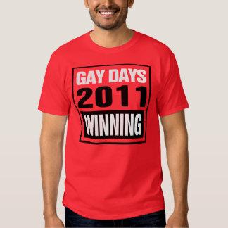 Días gay 2011 playeras