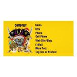Días Lake Charles, Luisiana del pirata. 30 colores Tarjeta Fotográfica Personalizada