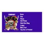 Días Lake Charles, Luisiana del pirata. 30 colores Tarjetas Fotograficas Personalizadas