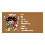 Días Lake Charles, Luisiana del pirata. 30 colores Tarjeta Personal Con Foto