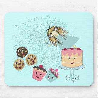 Días mágicos MousePad del animado Tapetes De Ratones