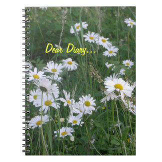 diasy meadow notebook