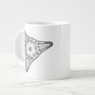 Diatom Giant Coffee Mug