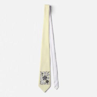 Diatoms Neck Tie