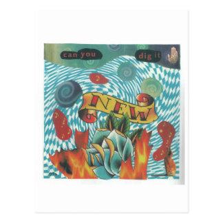 Dibble_Art01_Can_You_Dig_It Postcard