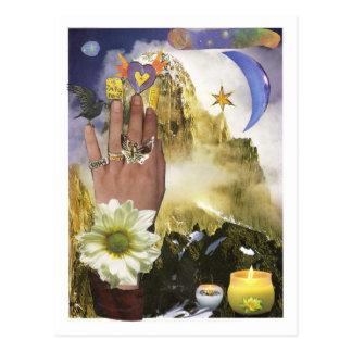 Dibble_Art16_Dream_Family Postcard