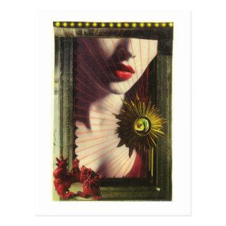 Dibble_Artworks_064_Red_Queen Postcard