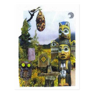 Dibble_Artworks_072_Tlingit Postcard
