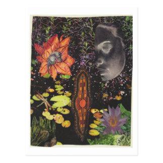 Dibble_Artworks_106_Swamp_Mother Postcard