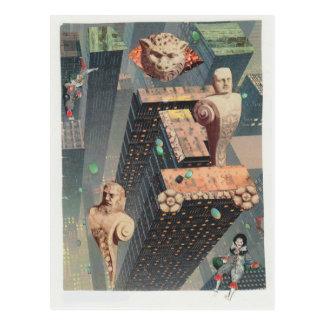 Dibble_Artworks_119_Gotham Postcard