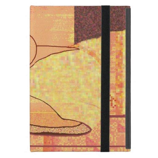 Dibujado para Matisse iPad Mini Protector