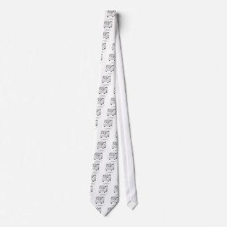 Dibujo animado 4180 de la madre corbata