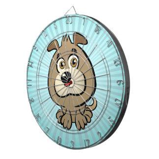 Dibujo animado adaptable del perrito