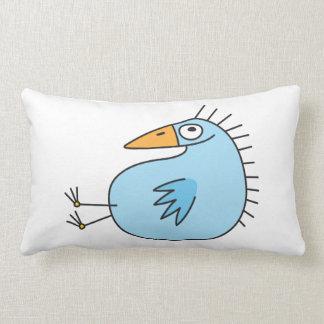 Dibujo animado animal lindo de relajación divertid cojin