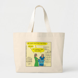 Dibujo animado apretado aficionado del color del bolsa
