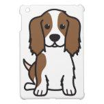 Dibujo animado arrogante del perro del perro de ag iPad mini cárcasas