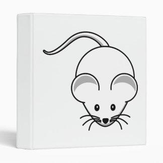 Dibujo animado (blanco) del ratón