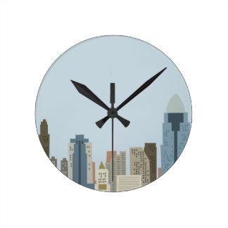 Dibujo animado Cincinnati Relojes