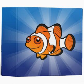 "Dibujo animado Clownfish Carpeta 2"""