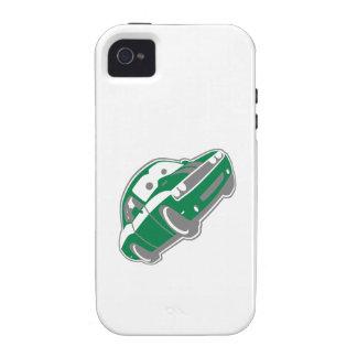 Dibujo animado-Cupé Case-Mate iPhone 4 Carcasas