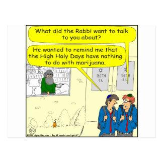 dibujo animado de 361 alto días santos postales