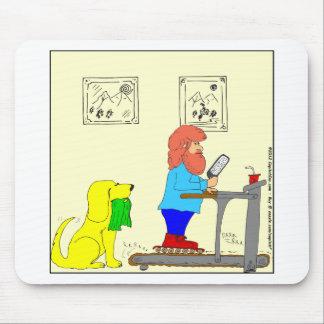 dibujo animado de 364 patín-para-ejercicios tapete de ratón