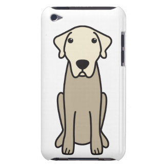 Dibujo animado de Anatolia del perro de pastor iPod Case-Mate Cárcasa