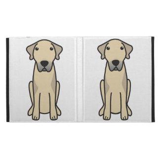Dibujo animado de Anatolia del perro de pastor