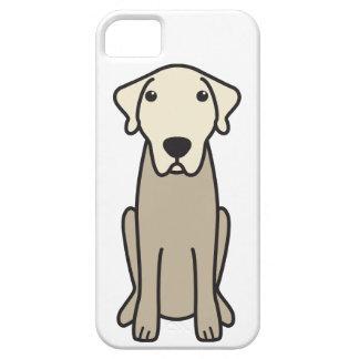 Dibujo animado de Anatolia del perro de pastor iPhone 5 Case-Mate Protectores