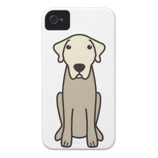 Dibujo animado de Anatolia del perro de pastor iPhone 4 Case-Mate Cárcasa