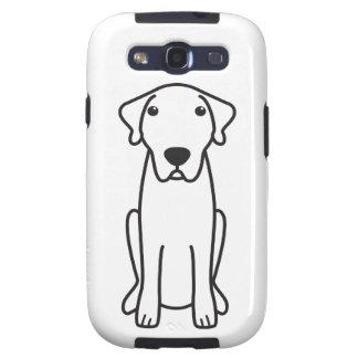 Dibujo animado de Anatolia del perro de pastor Samsung Galaxy S3 Cobertura