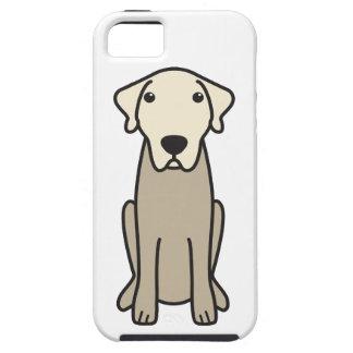 Dibujo animado de Anatolia del perro de pastor iPhone 5 Protectores