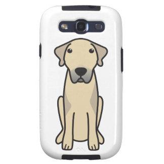 Dibujo animado de Anatolia del perro de pastor Galaxy S3 Carcasa