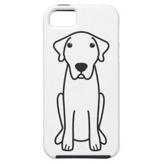 Dibujo animado de Anatolia del perro de pastor iPhone 5 Carcasa