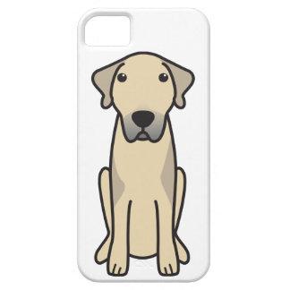Dibujo animado de Anatolia del perro de pastor iPhone 5 Funda