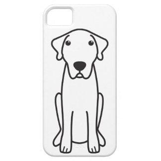 Dibujo animado de Anatolia del perro de pastor iPhone 5 Case-Mate Funda