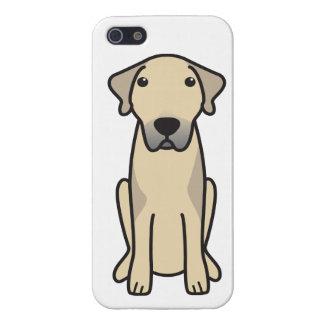 Dibujo animado de Anatolia del perro de pastor iPhone 5 Protector