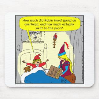 dibujo animado de arriba de 383 Robin Hood Tapete De Ratón