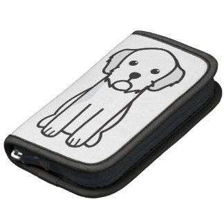 Dibujo animado de Basset Fauve de Bretaña Dog