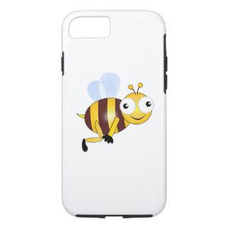 Dibujo animado de la abeja funda iPhone 7