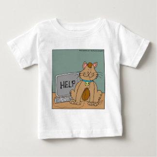 dibujo animado de la ayuda del ratón de 631 t-shirt