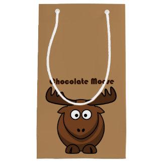 Dibujo animado de los alces del chocolate
