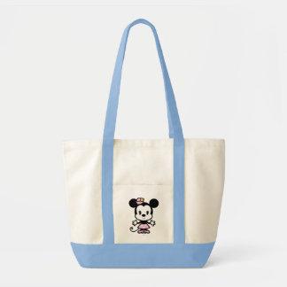 Dibujo animado de Minnie Mouse Bolsa Tela Impulso