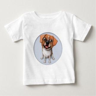 Dibujo animado de Puggle Camisetas