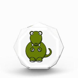 Dibujo animado de Rex del Tyrannosaurus
